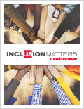 Cover of the Inclusion Report