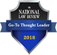 National Law Review Go-To Thought Leader Badge