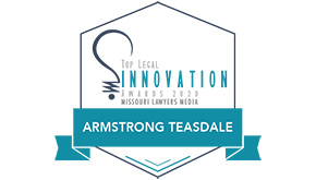 Missouri Lawyers Media Top Legal Innovation Awards 2021