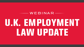 U.K. Employment Law Update