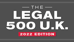 The Legal 500 U.K. 2022